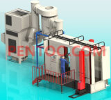 Powder automatico Coating Equipment per Reciprocator in Metal Painting