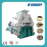 La volaille alimentent la machine de broyeur à marteaux avec la chambre de meulage 400mm