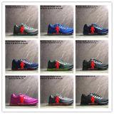 Die 2017 Summen-Luft aller heraus niedrig 3/4 Qualitätsturnschuh-Form-Sport des laufende Schuh-heiße Verkaufs-100% ursprüngliche bereift Us7-12