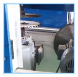 Machine en aluminium de fraisage combiné de profil