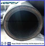 Matéria têxtil resistente de alta temperatura mangueira reforçada do vapor