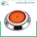 18-42W 316ステンレス鋼LEDのプールライト、LEDの水中ライト