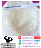 Ацетат CAS Boldenone порошка здания мышцы стероидный сырцовый: 2363-59-9