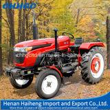 Le rotelle del macchinario agricolo 65HP due guidano i trattori agricoli