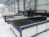 Cortadora de llama del CNC para el proceso de la hoja de acero