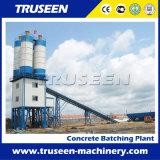 planta de procesamiento por lotes por lotes concreta del bajo costo 90m3/H en Indonesia