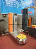 Máquina Lp600f-L, embaladora de la película del embalaje del aeropuerto del equipaje del aeropuerto
