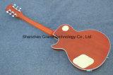 Guitare 1960 électrique de type de Corvette Orange&White Lp