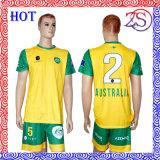 Qualitäts-Sportkleidung-China-Mann sublimiertes Fußball-Hemd (c212)