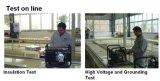 Nr 22 de Elektrische Reeksen van de Generator van de Benzine van Ohv van het Begin met de Motor van Honda