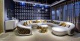 Het Italiaanse Leer van de luxe en de Stof Gemengde Bank van de Hoek (B31)