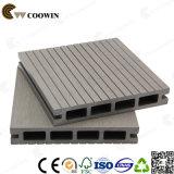 Plataforma composta plástica de madeira ao ar livre, Decking de WPC (TW-02B)