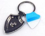 Schild-Form-Leerzeichen-Metalsublimation-Schlüsselring