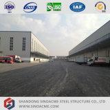 Pre-Проектированное изготовление пакгауза стальной структуры