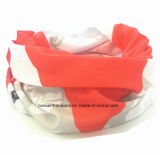 Maschera di protezione polare stampata marchio su ordine promozionale dello Snowboard di inverno del panno morbido