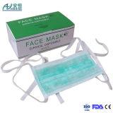 Maschera di protezione chirurgica non tessuta a gettare fornita di Earloop