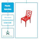De aangepaste Plastic Lijst van het Meubilair van de Woonkamer van Producten en Vorm van de Injectie van de Stoel de Vastgestelde