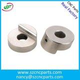 精密、Hardward、自動ステンレス製または合金鋼鉄のみょうばん、CNCの機械化の回転予備品