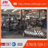 Bride de pipe d'acier du carbone de collet de soudure de la norme ANSI B16.5 150lb