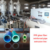 3 Schicht pp. PET PPR Glasfaser Reinfoced Rohr-Strangpresßling-Maschine