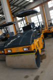 China 3 Tonnen-Vibrationsstraßen-Rollen-Aufbau-Maschinerie