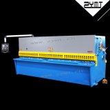 Máquina de corte QC12Y-4*2500 de la viga hidráulica del oscilación