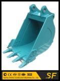 Cubeta padrão para a máquina escavadora 20t, cubeta da trincheira da máquina escavadora
