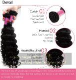 Cheveux brésiliens non-traités de /Remy de prolongements de cheveux humains de Vierge de 100%