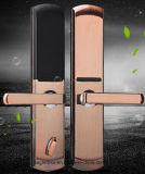 Porte d'intérieur en PVC MDF en bois intérieur économique (EI-P057)