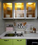 防水の光沢度の高い紫外線食器棚(ZX-017)