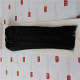インドの毛を搭載する一等級の毛の織り方のよこ糸
