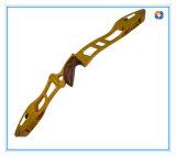 30-44lbs Recurve Bogen-Griff 25 '' Magnalium Legierungs-Bogenschießen-Aufbrüche