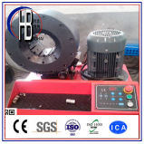 Bajo alta calidad del precio automático hidráulico de la máquina prensadora de mangueras