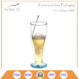 Birra di vetro termoresistente della tazza di alta qualità