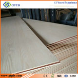 Decoração do projeto interior da madeira compensada da melamina do núcleo da colagem/Poplar da mobília Grade/Mr