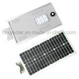 Prix solaire Integrated le plus inférieur efficace élevé de réverbère des prix 12W DEL
