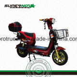 Scooter électrique de deux roues pour des adultes avec du ce