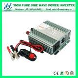 220V/230V/240V 300Wの純粋な正弦波太陽DCインバーター(QW-P300)への12V/24V