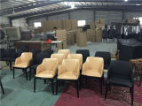 Cadeiras francesas de couro por atacado dos restaurantes do plutônio para jantar (FOH-BCA25)