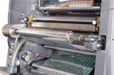 Lamineur à base d'eau chaud et froid automatique pour le papier de guichet (XJFMKC-120L)