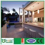 Ventana plegable estándar australiana de Pnoc080902ls con el certificado As2047