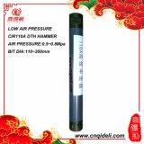 Martello basso di pressione d'aria CIR110 DTH (diametro: 110~200mm)