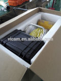 De pan Videocamera van de Rioolbuis van de Schuine stand DVR, De Videocamera van de Inspectie van de Pijp van de Slang van het Riool met 60m Kabel V8-3388PT