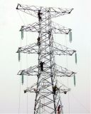 электрическая стальная башня 300kv