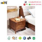 Bâti moderne de chambre à coucher de noix (HCA02)