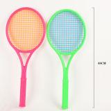 أطفال زاهية بلاستيكيّة [تنّيس ركت] لعبة لأنّ كرة مضرب لعبة