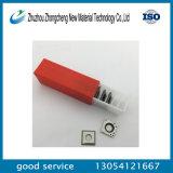 Alta lámina profesional del carburo de tungsteno de Effenciency/lámina indexable