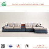 Hochzeit verwendetes hohes rückseitiges Chesterfield-Sofa mit Gewebe-Lagerung
