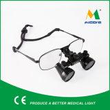 Tipo chirurgico lenti di ingrandimento chirurgiche otorinolaringoiatriche dentali di vetro di Magnigying di 3.5X
