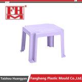 プラスチック注入の小さい庭の藤のダイニングテーブルの家具型